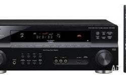 Used Pioneer VSX1018-AH for sale. Very good unit with