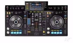 Brand new Pioneer XDJ-RX. A quality built product to