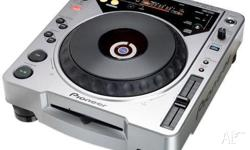 Hi All, I have for sale 2 X CDJ800 consoles with a