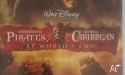 "I have a Walt Disney's ""PIRATES OF THE CARIBBEAN""- AT"
