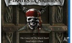 Pirates Of The Caribbean: The Curse Of The Black Pearl: