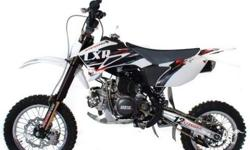 Pitster Pro,LXR,2010, MOTOCROSS, New for 2010 the LXR