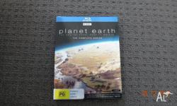 Planet Earth Complete Season BluRay Documentary Movie I