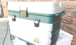 Plano 758 Tackle Box - Used a total of 4 to 5 times ,