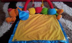 Excellent Condition. Playgro Tummy time and gym mat