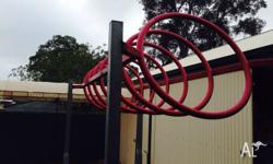 Ex school playground equipment Please see other add for
