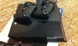 Selling Cheating ex-boyfriends PlayStation 4. Bought in