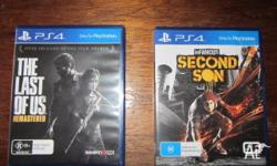 Selling my well looked after PS4 games: The Last of Us