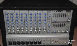 Great condition, hardly used. Ashton PMX1060ST Powered