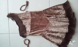 Pocahontas costume. Approx size 6-10. Mackay area.