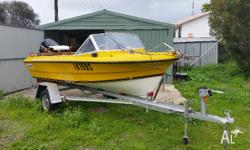 I bought this boat in November 2013 and had the motor