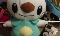 WARNER - Pokemon Plush Toy for $8