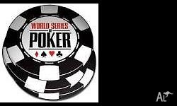 World Series of poker, poker after dark, high stakes