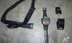 I am selling a Polar 720I Heart Rate Monitor with Polar