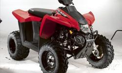 POLARIS,TRAIL BLAZER 330 (4x2),A07,2010, RED, ATV,