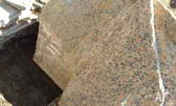 WE HAVE HEAPS OF PLISHED GRANITE STONE KITCHEN BENCH