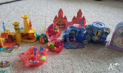Polly Pocket - Good used condition Small collection of