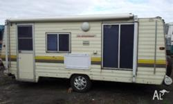 1986 windsor windcheater pop top caravan a1 condition