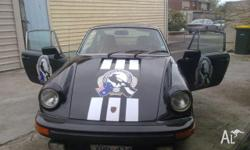 this is a 1977 911s left hand drive imported from the