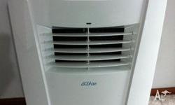 Omega Altise portable air conditioner. Good condition.