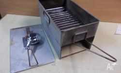 *Can post Auswide* Portable FISH SMOKER, folds up (see
