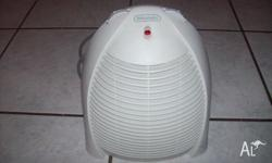 UP FOR SALE IS A PORTABLE HEATER GREAT CONDITION GRAB A