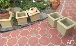 I have used pots for sale. Very heavy and in excellent