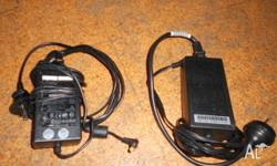 Good condition�a range of laptop adaptors as follows: