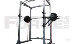 Solid, compact and effective, the Force USA Power Rack