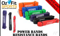 Purchase a Top Quality Power Band Set online or instore