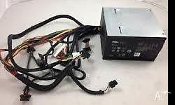 Power Supply Dell H750E-01 750 Watts Used Condition.
