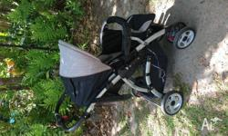ORBIT PRAM IN GOOD CONDITION