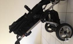 Very good condition pram - has a multi setting