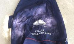 Mountain buggy brand travel cover for pram. Easy zip
