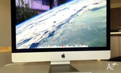 Great value This is an iMac 27 inch Late 2013 model