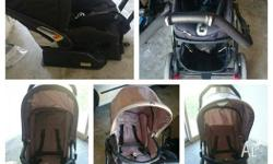 Peg Perego capsule, brought for $336 and Peg Perego