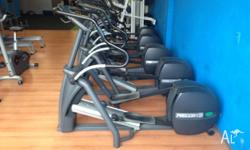 Precor Commercial grade cross trainer Selling due to