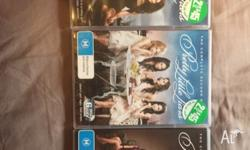 Selling: Pretty Little Liars, seasons 1, 2 & 3. All of