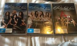 pretty little liars seasons 1,2 and 3 all in good