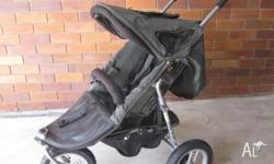 PLANNING TO JOG WITH YOUR BABY? EXCELLENT Condition