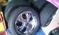 Hi selling my 20INCH HOLDEN RODEO MAGS/RIMS WITH GOOD