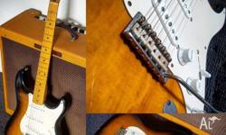 SOME OF AUSTRALIA'S BEST STRATS AND TELES ON OFFER