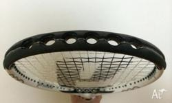 Racquet length: 27.0 inches / 68.6 cm. Great condition