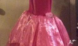 I have 2 gorgeous dresses- fit for a princess both size