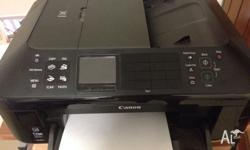 Canon MX895 Printer For Sale. Used twice. Colour. Copy,
