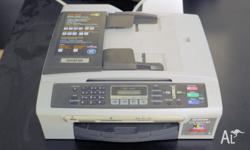 Brother MFC-260C Printer, Scanner & copier! Includes