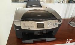 Printer for sale. Prints, copies and scans. Printing