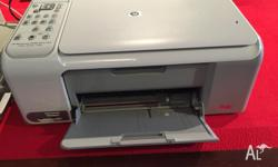 HP Photosmart C4180 All-in-one colour Printer, Scanner