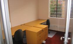 We now have available a private office furnished for 1