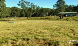 One private paddock has become available. The paddock
